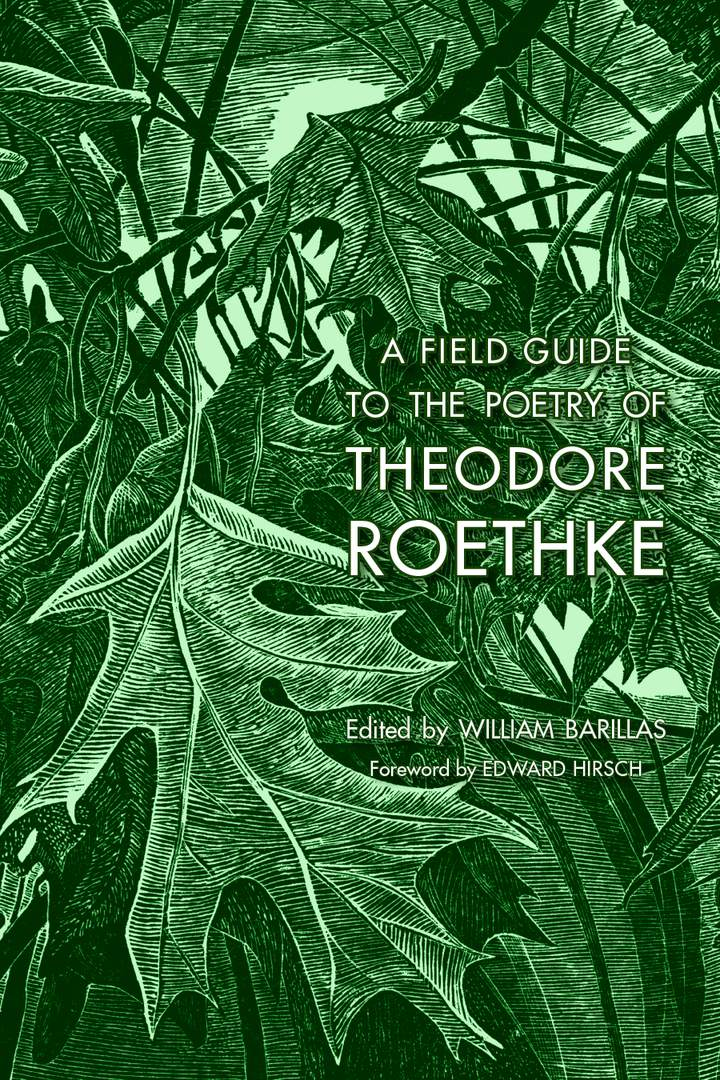 Cover of 'A Field Guide to the Poetry of Theodore Roethke'