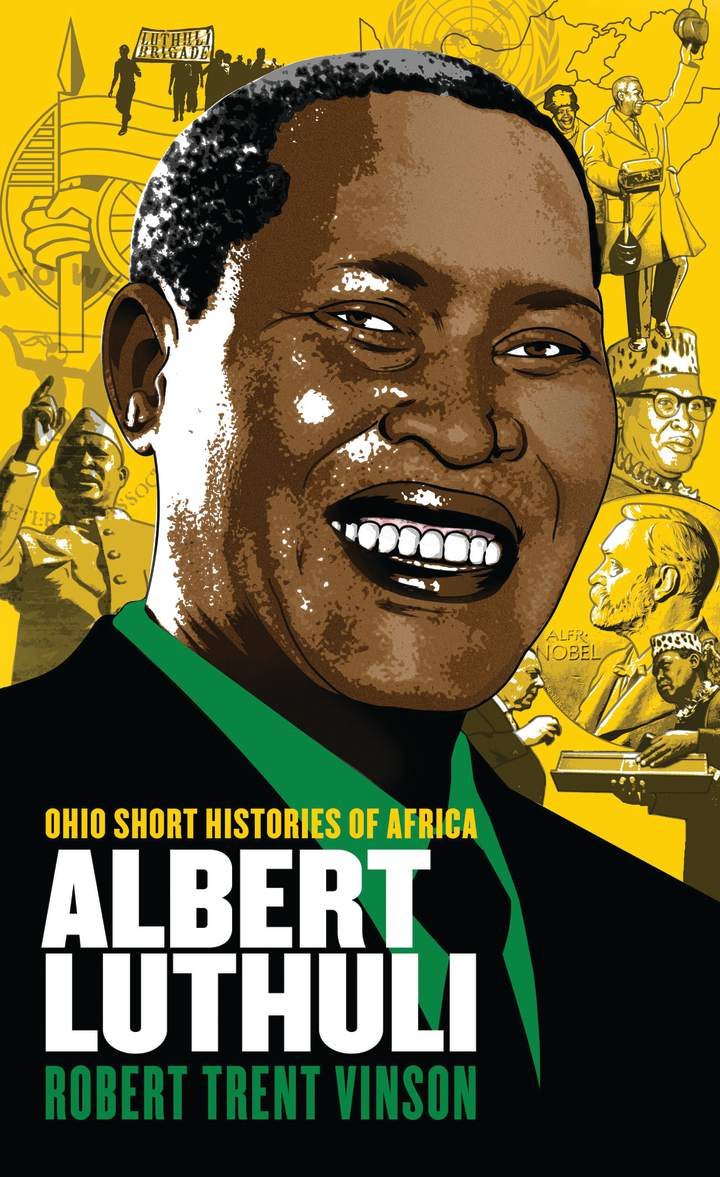 Cover of 'Albert Luthuli'