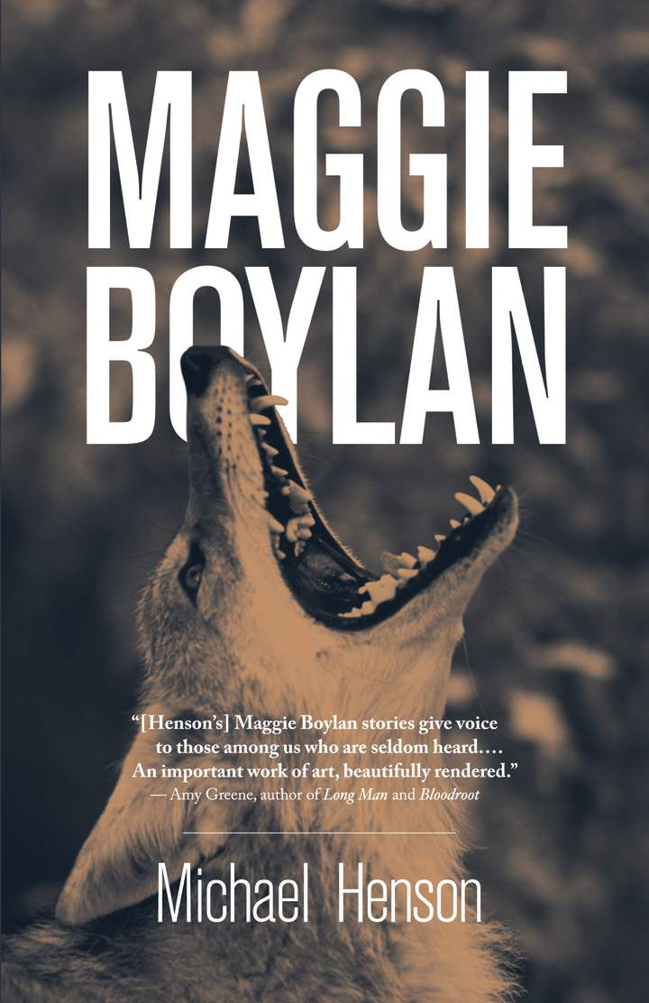 Cover of 'Maggie Boylan'