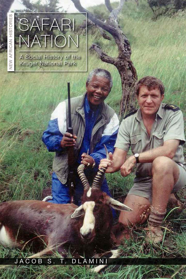 Cover of 'Safari Nation'