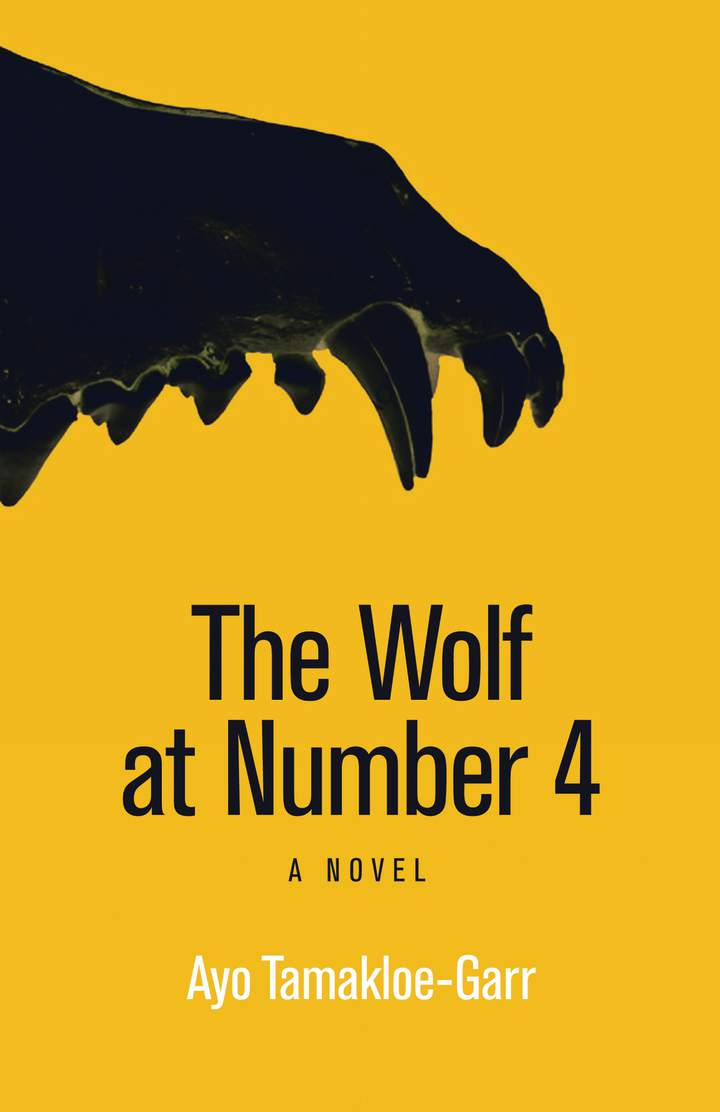Cover of The Wolf at Number 4