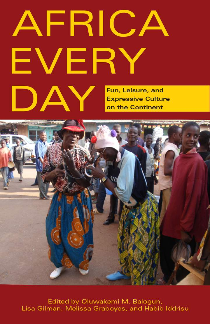 Cover of 'Africa Every Day'