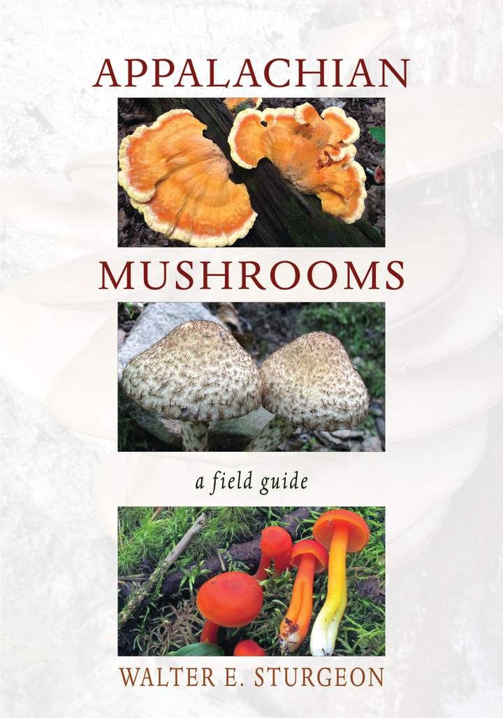 Cover of Appalachian Mushrooms