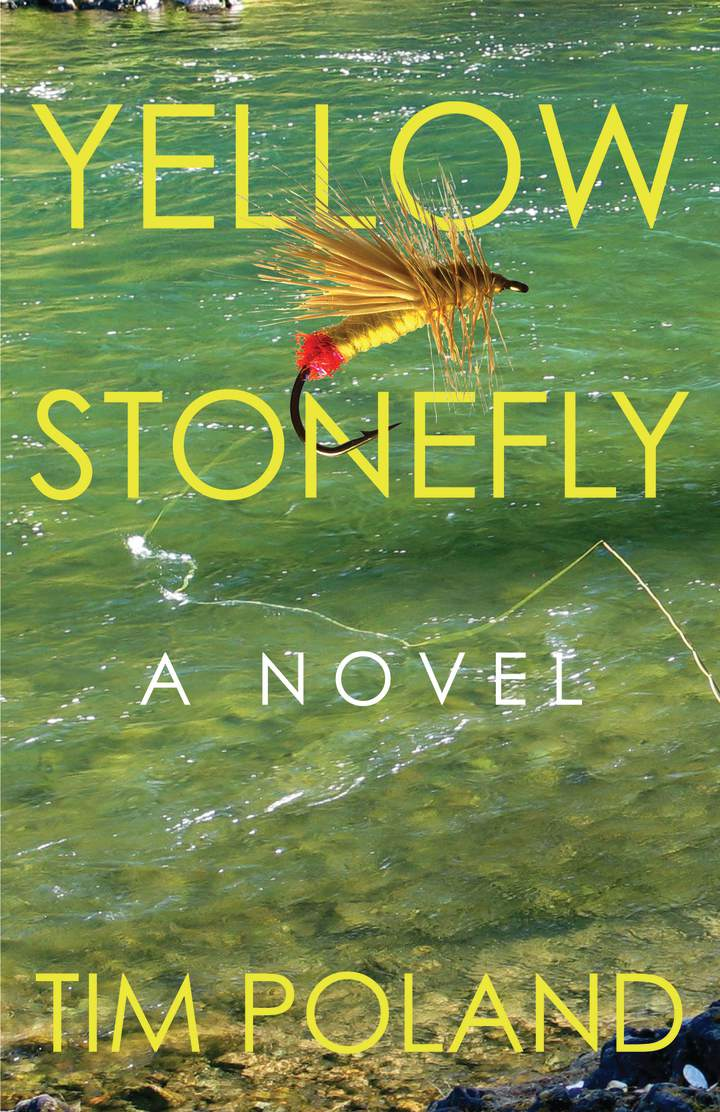 Cover of 'Yellow Stonefly'