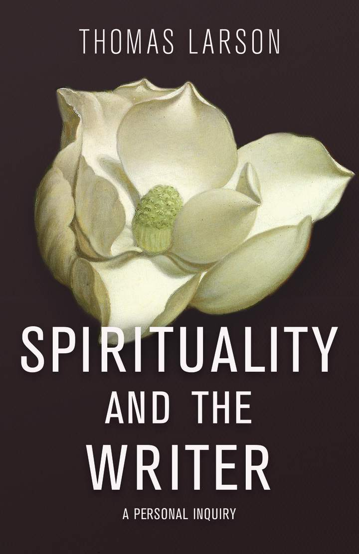 Cover of 'Spirituality and the Writer'