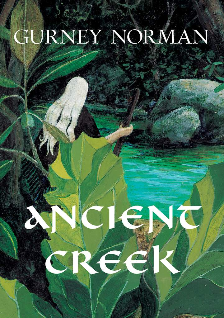 Cover of 'Ancient Creek'