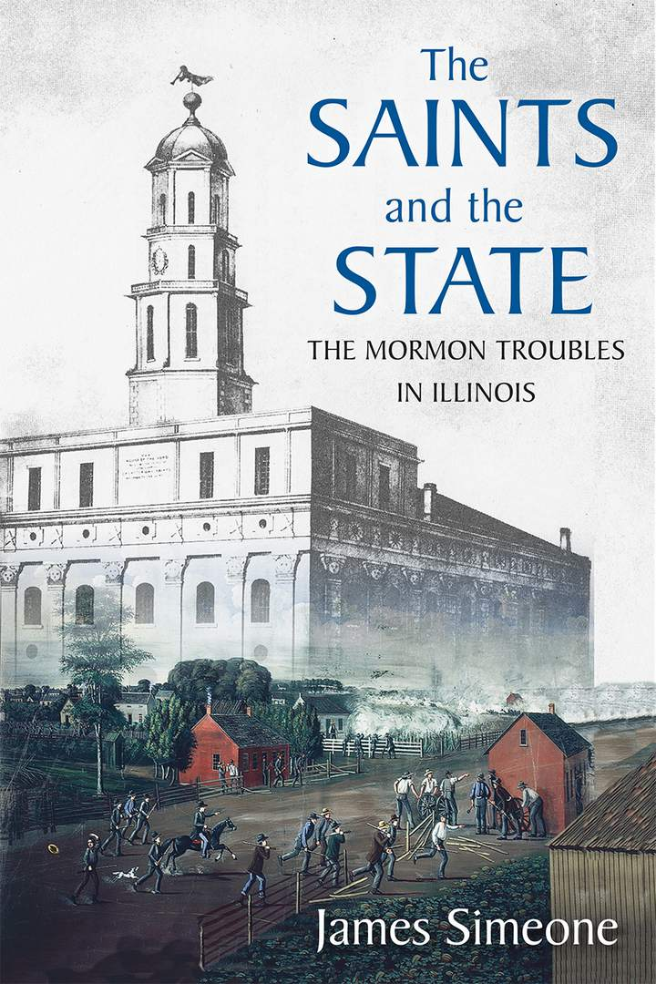 Cover of 'The Saints and the State'