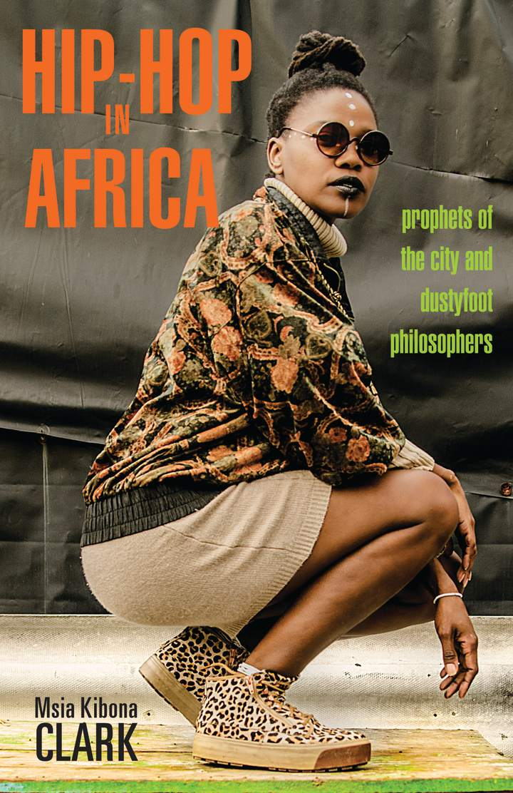Cover of 'Hip-Hop in Africa'