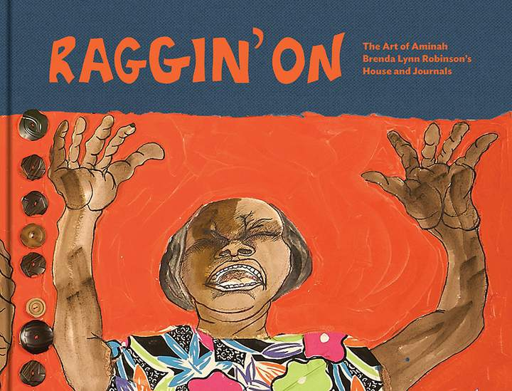 Cover of 'Raggin' On'