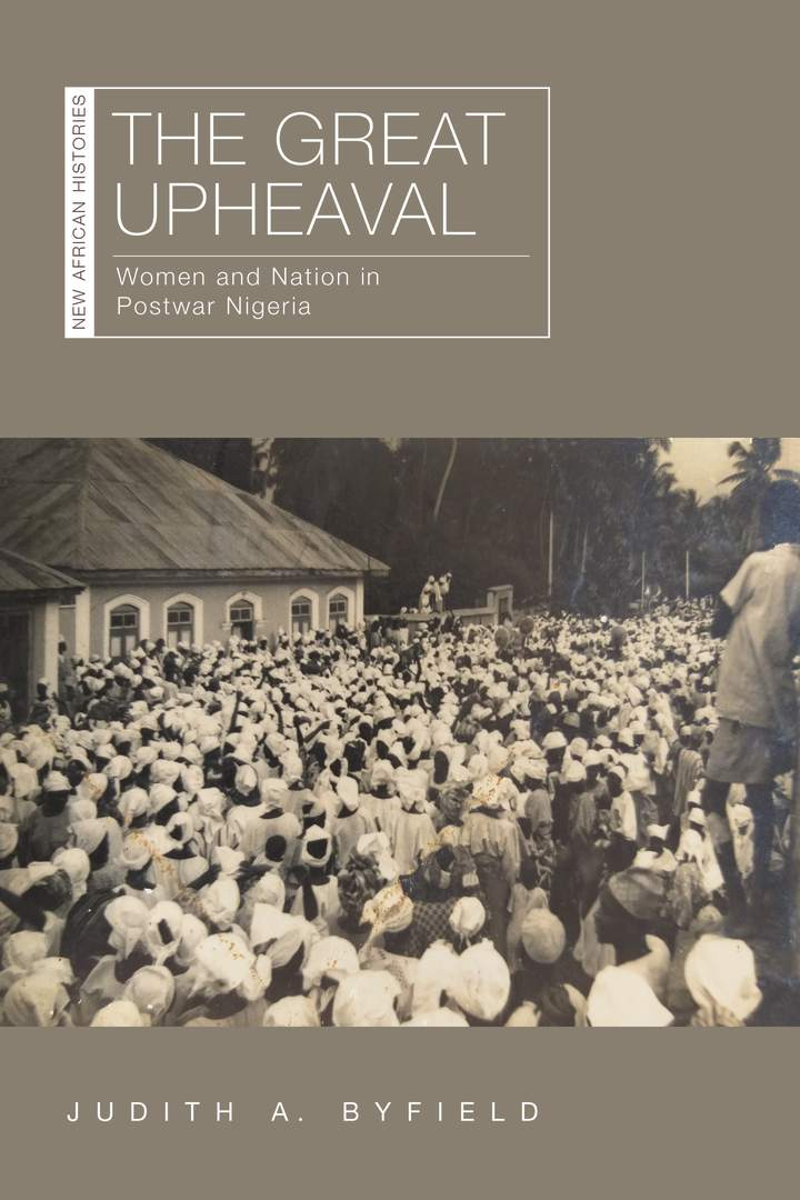 Cover of 'The Great Upheaval'
