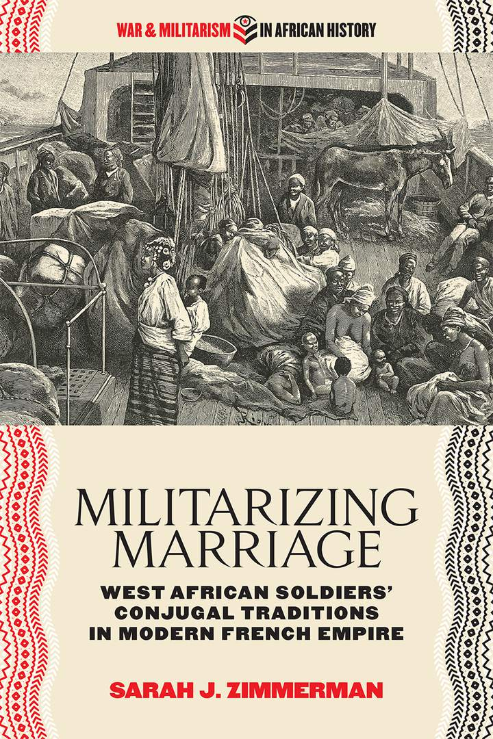 Cover of Militarizing Marriage