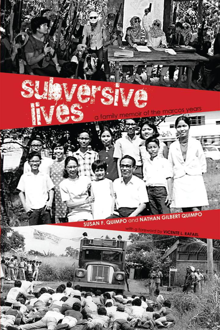 Cover of Subversive Lives