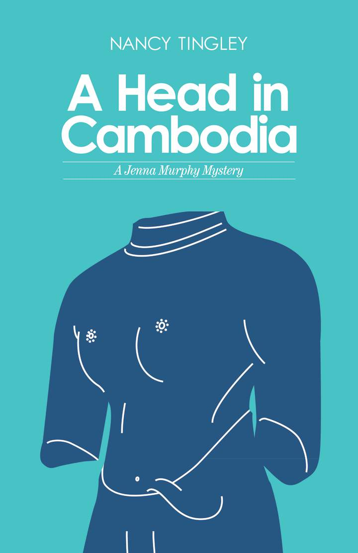 Cover of 'A Head in Cambodia'
