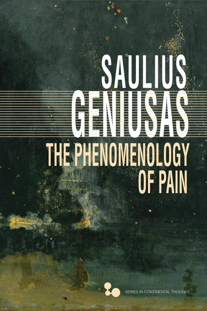 Cover of 'The Phenomenology of Pain'