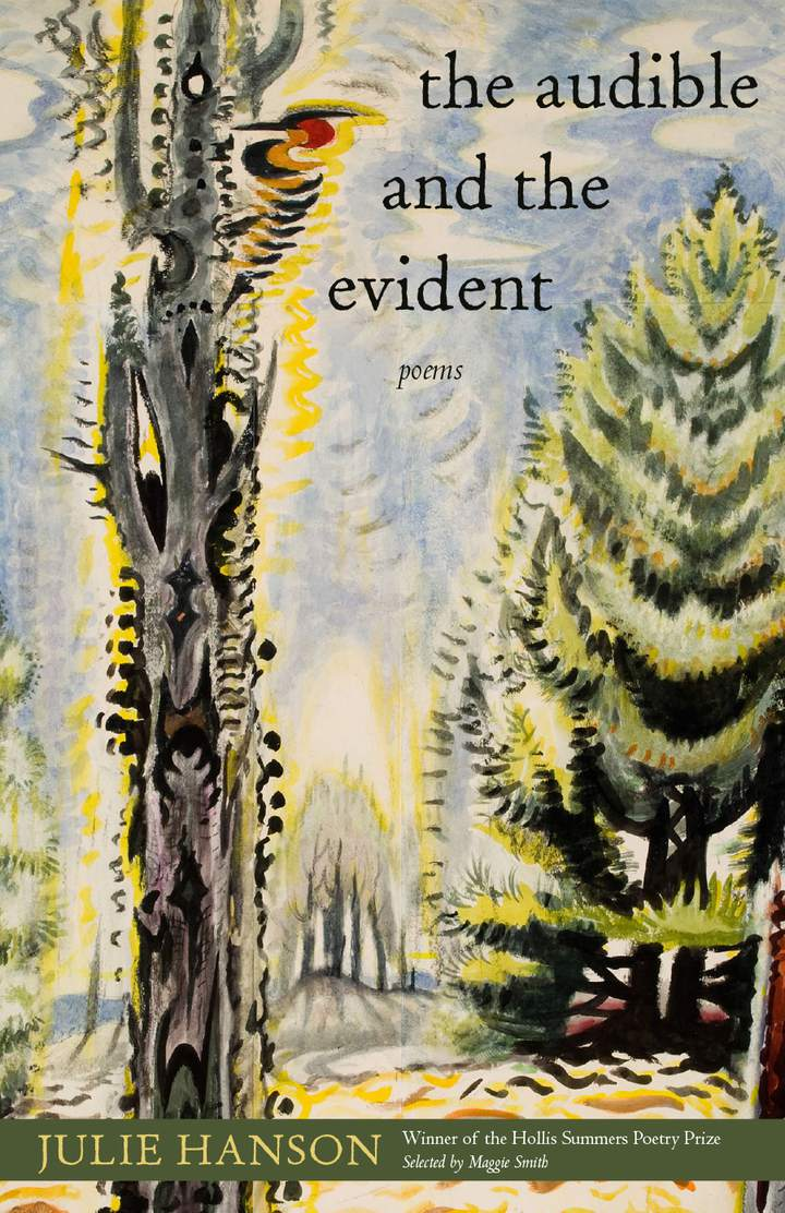 Cover of 'The Audible and the Evident'