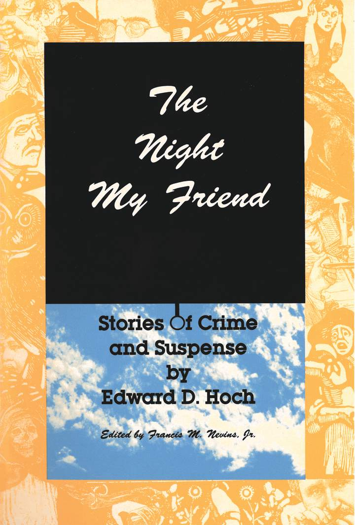 Cover of 'The Night My Friend'