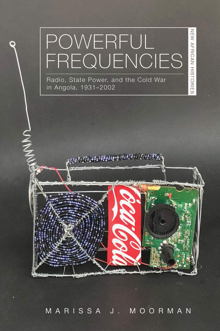 Cover of Powerful Frequencies