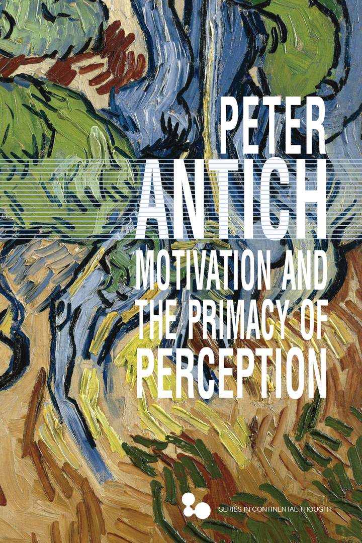 Cover of 'Motivation and the Primacy of Perception'