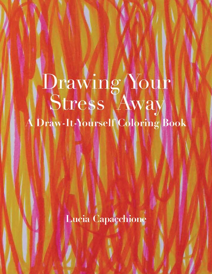 Cover of Drawing Your Stress Away
