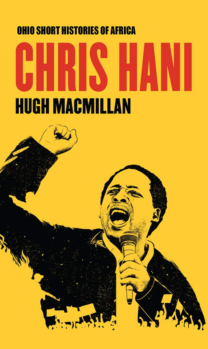 Cover of 'Chris Hani'
