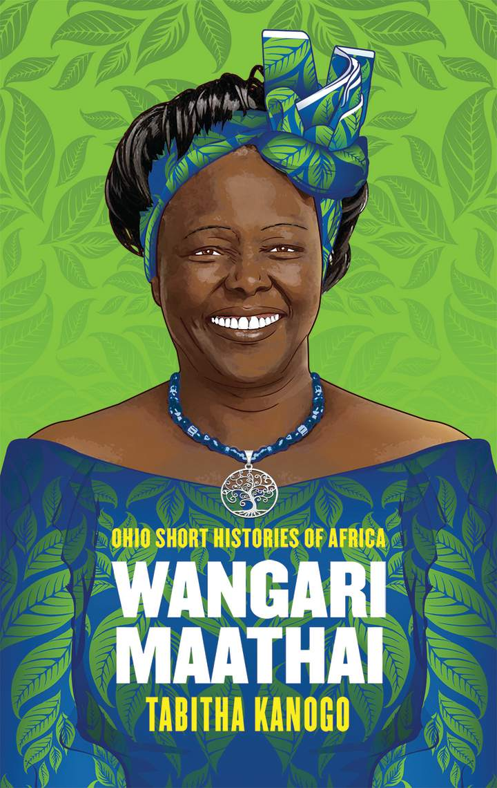 Cover of 'Wangari Maathai'