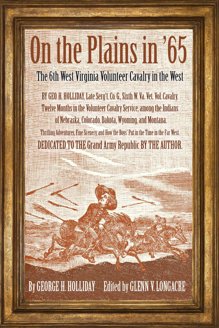 Cover of 'On the Plains in '65'