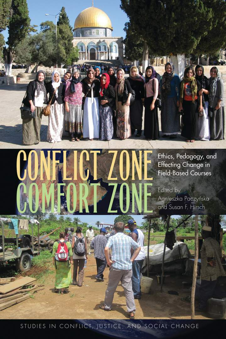 Cover of 'Conflict Zone, Comfort Zone'