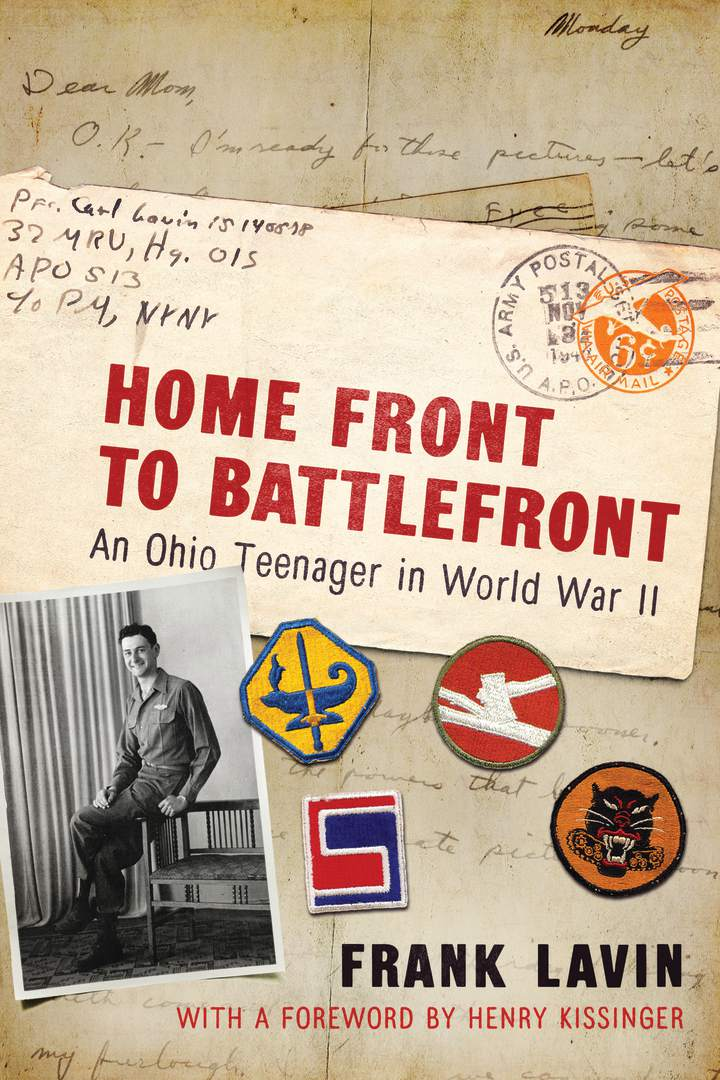 Cover of 'Home Front to Battlefront'