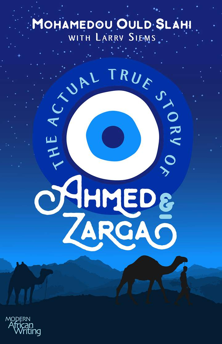 Cover of 'The Actual True Story of Ahmed and Zarga'