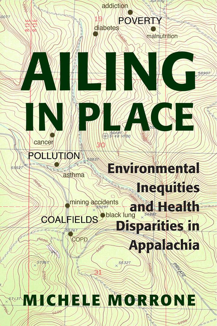 Cover of 'Ailing in Place'
