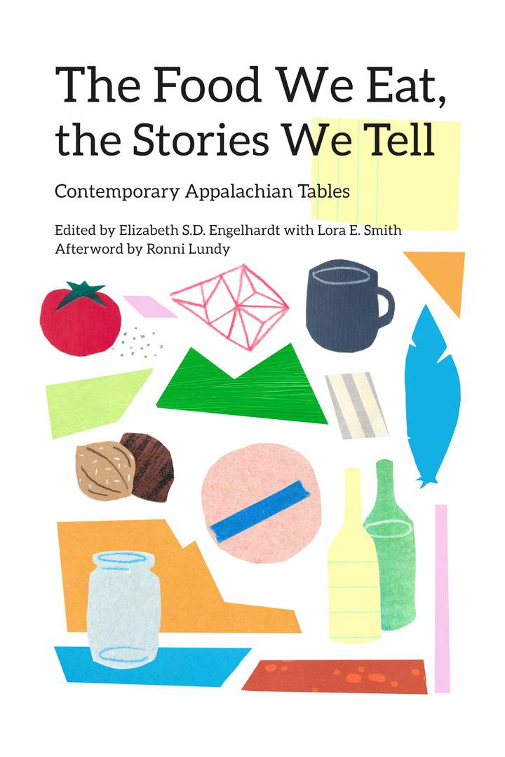 Cover of 'The Food We Eat, the Stories We Tell'