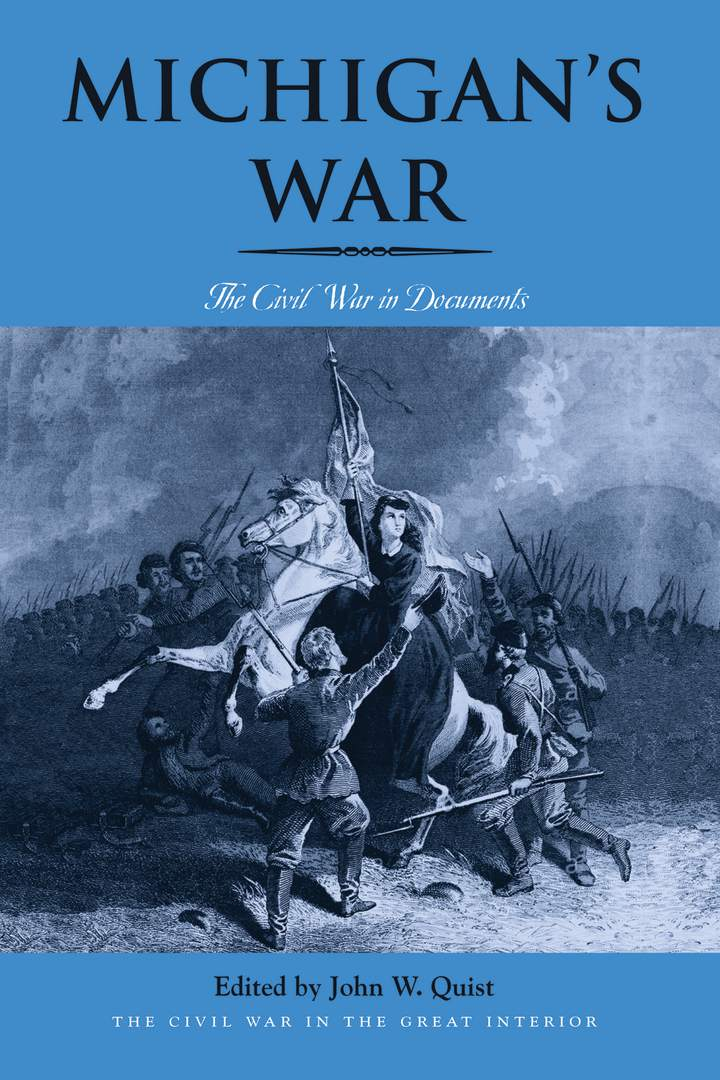 Cover of Michigan's War