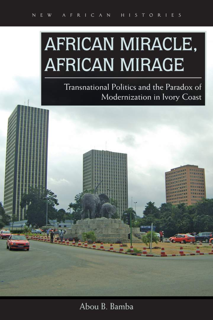 Cover of 'African Miracle, African Mirage'
