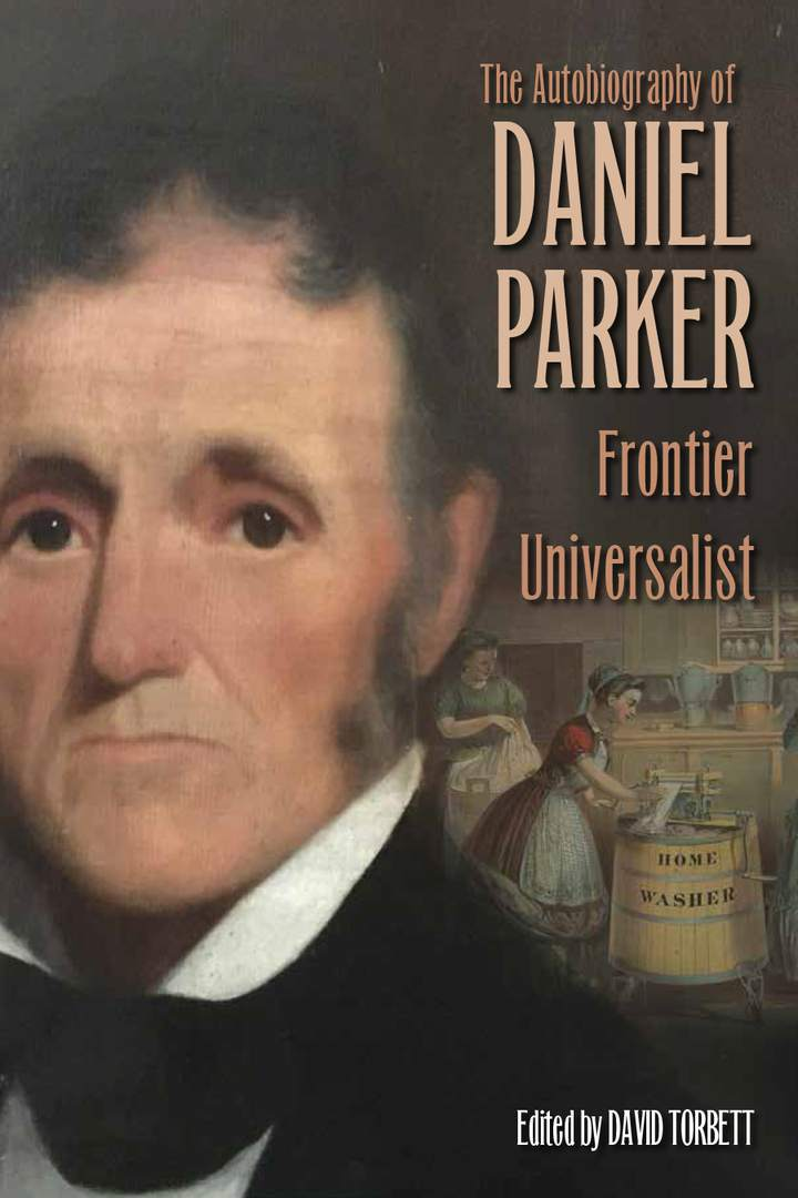 Cover of The Autobiography of Daniel Parker, Frontier Universalist