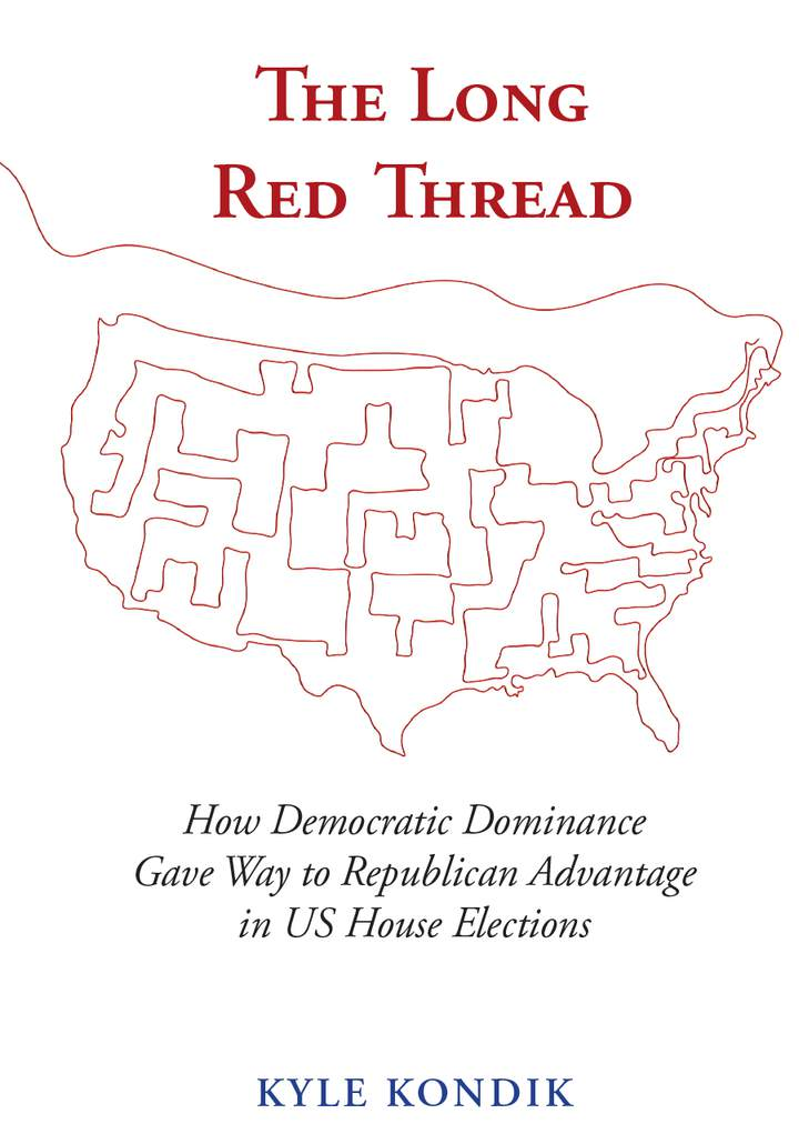 Cover of 'The Long Red Thread'