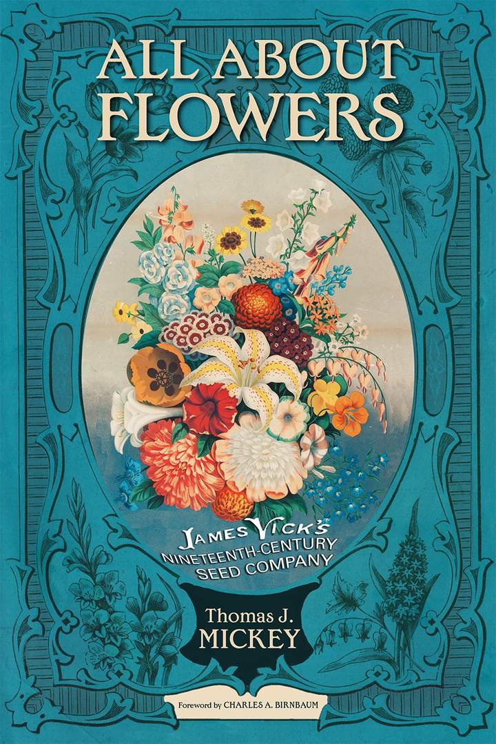 Cover of 'All about Flowers'