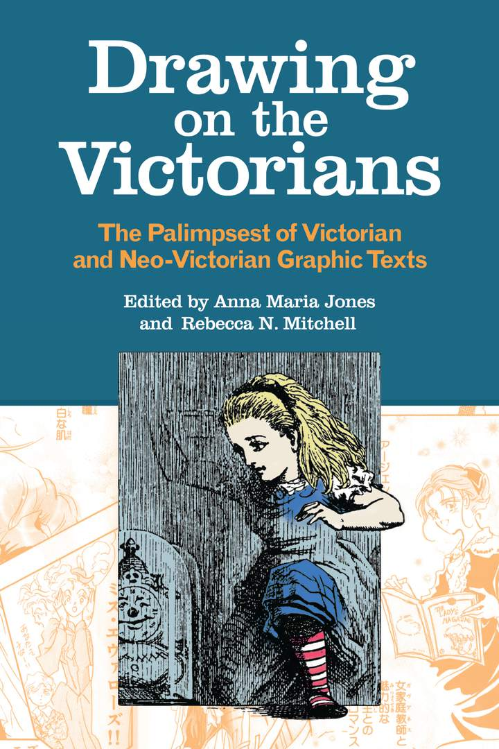 Cover of 'Drawing on the Victorians'