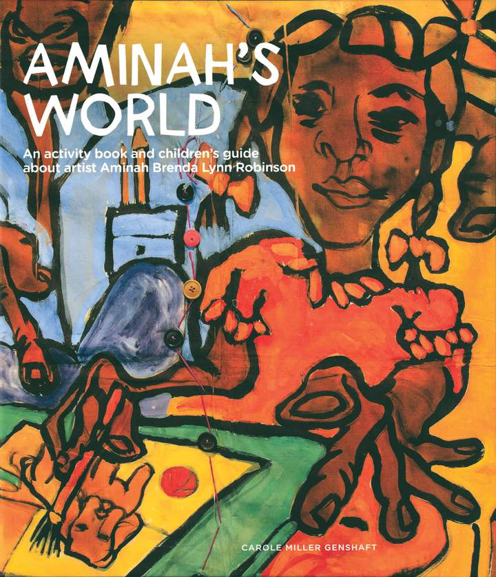 Cover of 'Aminah's World'