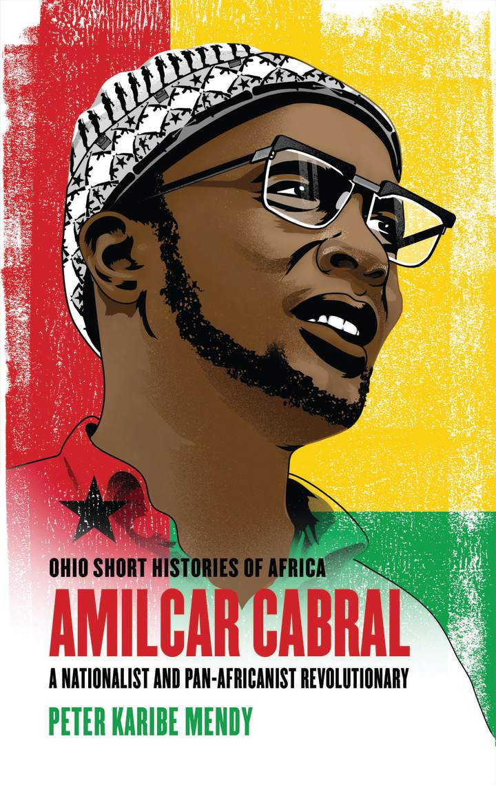 Cover of 'Amílcar Cabral'
