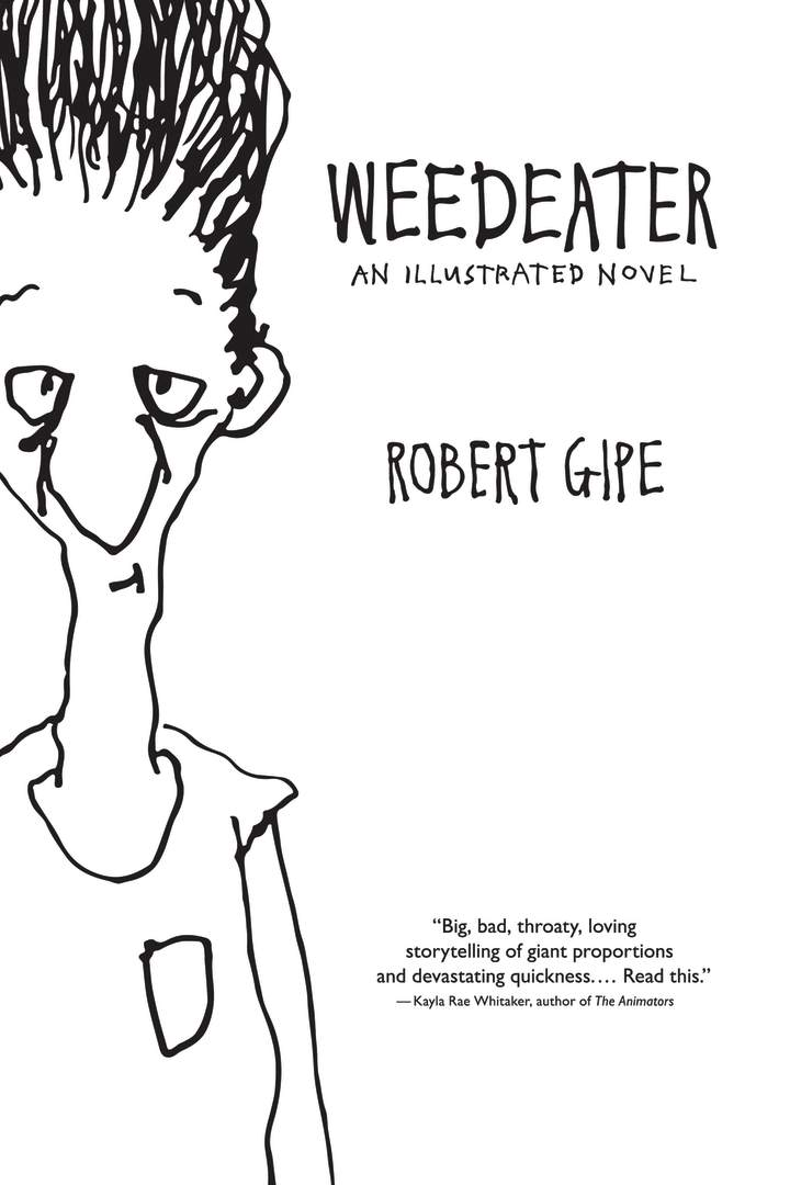 Cover of 'Weedeater'