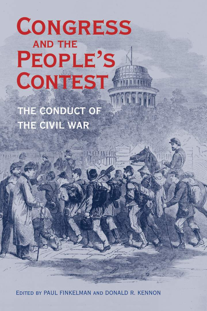 Cover of 'Congress and the People's Contest'